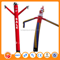 Cheap small inflatable mini air dancer for sale