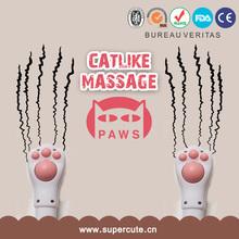 New arrived catlike free massage tube with flashlight