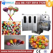Hiway China Supplier Ball Shaped Lollipop Single Twist Packing Machine