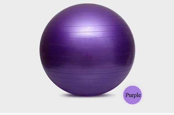 Фитнес оборудование надувные фитнес мяч, йога мяч, пвх гимнастические мячи
