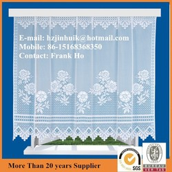 custom made lace curtains net curtains knitted curtains