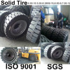good price forklift solid tire 8.25-15 with rim assembly, forklift wheel
