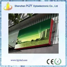 P16 outdoor advertising solar powered led display
