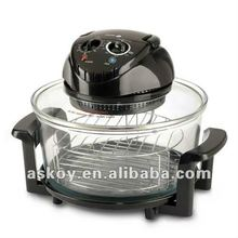Hot Sale 2012!! 1200-1400W 17Liters Electric Halogen Convection Oven 110V/220V (AH-D11 ) with CB CE GS