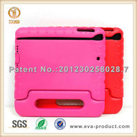 EVA material high quality for ipad mini 2 case child proof with handle