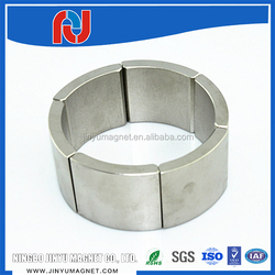 China 20 years experienced manufactuer made generator permanent magnet