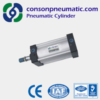 SI series ISO6431 standard pneumatic air cylinder