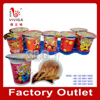 15g hot sale chocolate and biscuit in cup