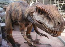 El Traje De Dinosaurio El Dinosaurio Caminando
