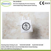 Hot selling low price cotton drawsring bag