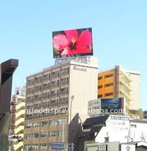 P20 outdoor programmable led moving message sign board