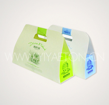 Small Cake Box with Rectangle Handle