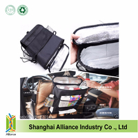 New Car Auto Back Seat Hanging Organizer Collector Storage Hold Bag Pocket