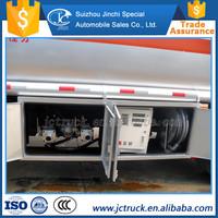 2015 Hot sale Dongfeng DLK 9CBM oil truck best price with diesel engine