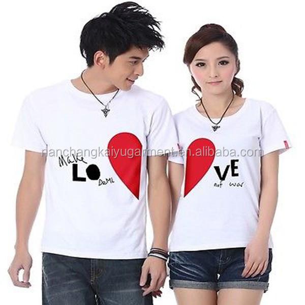 Love Couple T Shirt Design Couple Lover T Shirt Buy Love