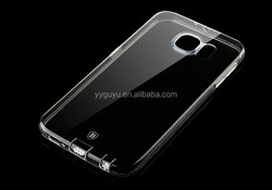 1.0MM ultra thin cell phone case for samsung galaxy S6 SS6001