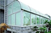 Glass garden room , Low-e glass , energy saving glass
