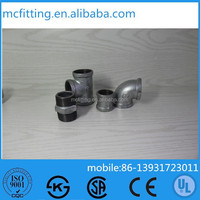 Malleable fire fighting steel Pipe Fitting &Pipe Nipple