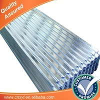 supply SPCC materail gi galvanized steel sheet for roofing plate manufacturers factory