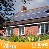 Hot CE RoHS from 500W to 15kw solar panel price india