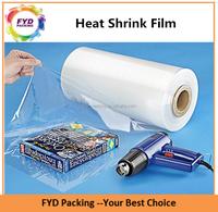 Good Heat Seal Shrink Sleeve POF Film For Packaging