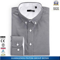 2014 Latest Shirt Design for Men Picture SRM-P-1 with Good Quality and Price