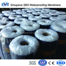 SBS Waterproof Membrane With Reinforced Polyester Mat