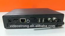 set top box android 4.2 system tv box+DVB-S2/T2 ISDB-T/ATSC/DTMB-TH azbox