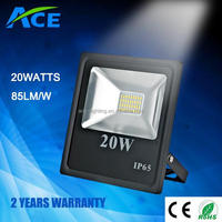 China supplier low price and high quality outdoor waterproof 20w Led Flood Lights
