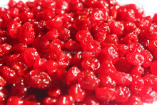 2015 new new crop dried sour cherry with good quality