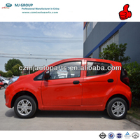 Electric Rechargeable Cars in automobiles made in china
