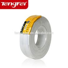 Best Price utp cable rj11 6P4C cat3 telephone cable
