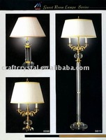 cordless crystal chandelier table lamp