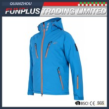 Outdoor cheap custom high quality stylish man jacket