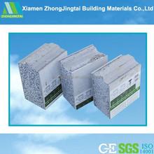 low price rockwool sandwich panel /rock wool fireproof insulation sandwich panel building materials construction materials