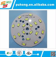 Aluminum Base Material Lighting Cuircuit Board LED PCB