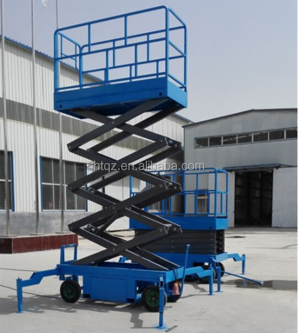 Small Hydraulic Lift Platforms : Factory price small platform hydraulic scissor lift