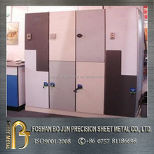Characteristic colorful file cabinet used for office easy to install