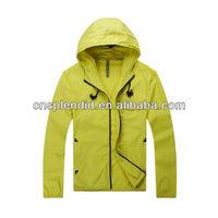 European style windbreaker 2012 mens coat designs