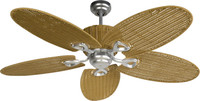 5 rattan 52'' SAA CE UL AC fans new orient air cooling cooler cool electric decorative ceiling fan 2016 light pull wall remote