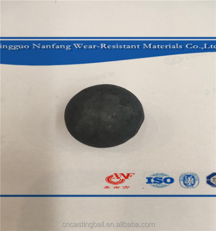 70 мм мелющие мяч для цементного завода