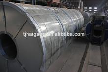 Sgcc galvanizado en caliente de bobinas de acero, de alta calidad gi