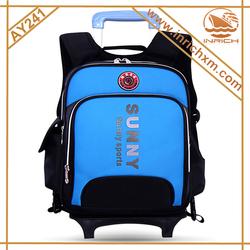 Boys and Girls School Trolley Bag School Trolley Backpack