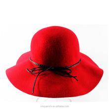 100% Australia de fieltro de lana sombreros baratos