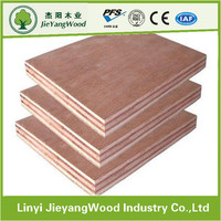 good price E2 glue okoume plywood for packing and furniture