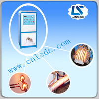 Induction Heating Machine for Hot Forging Bolts