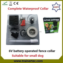 Outdoor Pet Training temporary dog fence DF-112 with 2 years warranty