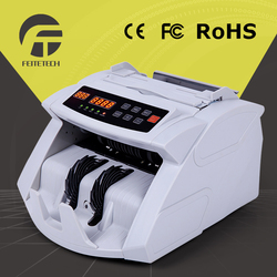 money checking machine/euro coin counting machine