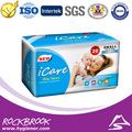 buena calidad y precio competitivo desechables de bebé vip pañales de bebé pañales del fabricante de china