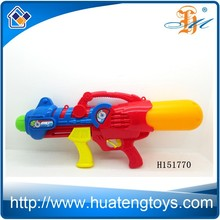 2015 New arrival Summer water toys big plastic high pressure water spray gun toys for sale H151770